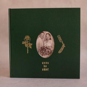 Imagem - álbum de fotos big gravação avós - coleção avós do amor - mim papelaria