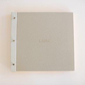 Imagem - álbum de fotos big personalizado com pinos - mim papelaria