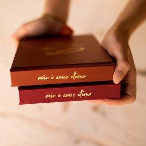 Imagem - album de fotos p - coleção amor eterno - mim papelaria