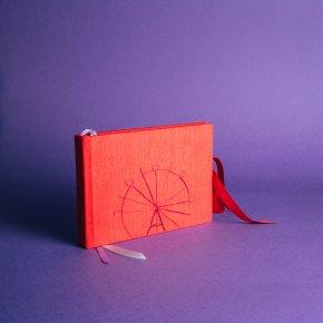 Imagem - álbum p - coleção it's always you vermelho - mim papelaria