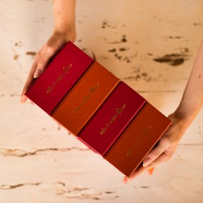 Imagem - caixa para fotos p - coleção amor eterno - mim papelaria