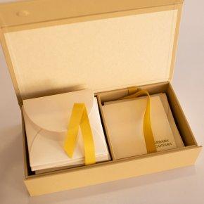 Imagem - caixa para cartões personalizada - mim papelaria