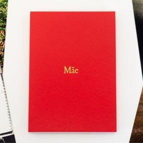 Imagem - cartão com fotos e mensagem mãe - mim papelaria