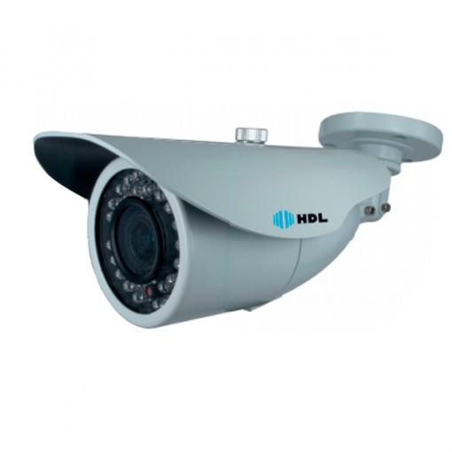 Câmera IR 20 Metros Ip66 800 Linhas HDL HMC-BU100-20