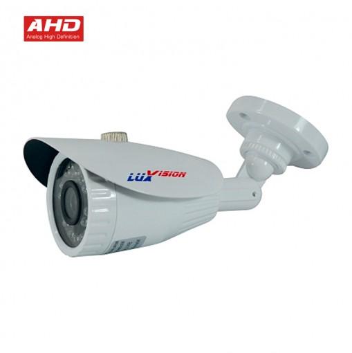 Câmera Luxvision IR Infravermelho AHD Híbrida 1 MP Alcance de 25M LVC5125B