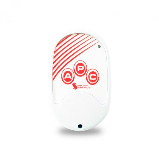 Controle Remoto SS100 433,92MHz Securi Service GCP