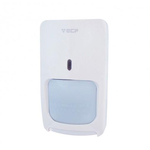 Sensor Infravermelho Interno Com fio Dupla Tecnologia DT ECP
