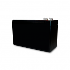 Imagem - Bateria Selada Recarregável Backup 12V para Alarmes e Cerca Elétrica