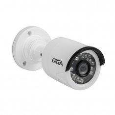 Câmera Bullet Giga 720p OPEN HD PLUS 4 em 1 - Infra 20m - 1/4 - 3.2mm - UTC - DWDR - IP66 - GS0013
