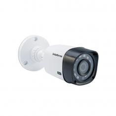 Câmera Bullet Multi HD Intelbras VHD 1120 B G4 Infravermelho 20 Metros 720p HD
