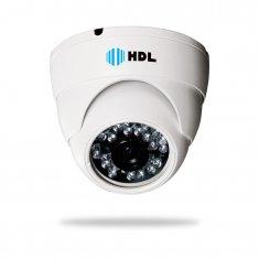 Imagem - Câmera Dome HDL AHD High Definition 720p 1.0MP IR 20 metros
