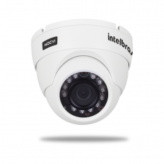 Câmera Infravermelho de Segurança VHD 3020 DOME 2,8MM - Intelbras