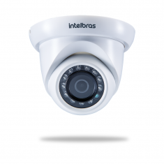 Câmera IP Dome Vip S4320 G2 Full HD 2,8mm 3MP Intelbras