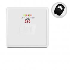 Central de Alarme Residencial ASD-210 (2 zonas mistas) JFL