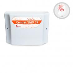 Imagem - Central de Cerca Elétrica Eletrificador com Alarme SMD CR GCP
