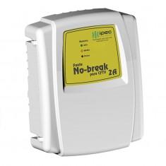 Fonte Chaveada No-break para Cftv 2A Com Led Indicador de nível de Bateria IPEC