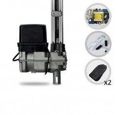 Kit Motor de Portão Eletrônico Basculante PPA BV Home Plus SP Top Hibrida