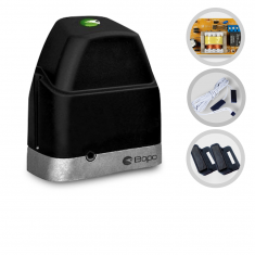Motor de Portão Eletrônico Deslizante Bopo Dz Slim POP PLUS 1/4 HP (Avulso)