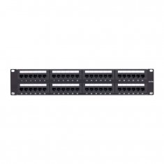 Patch Panel CAT5E 48 Portas