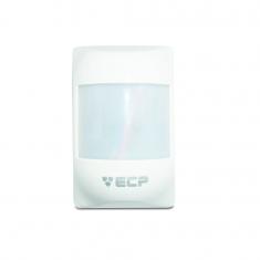 Sensor Infravermelho Passivo IVP Visory ECP com fio
