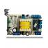 Kit Motor de Portão Eletrônico Deslizante PPA Eurus Steel 1/2 HP