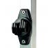 Kit 10 Big Hastes Industriais Quadrada 25x25mm 6 isoladores 1 Metro