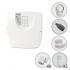 Kit Alarme Residencial ou Comercial Sem Fio Bopo Com 8 Sensores e Discadora
