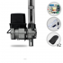 Kit Motor de Portão Eletrônico Basculante PPA BV Home SP 1/4 Hp
