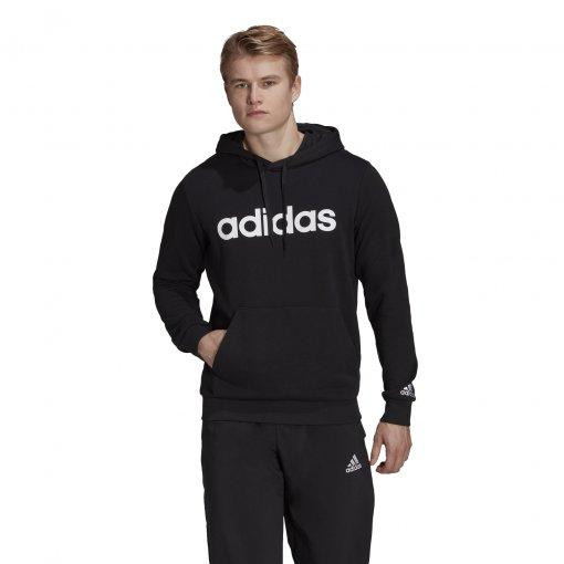 Blusão Moletom Adidas Essentials Linear Logo Masculino