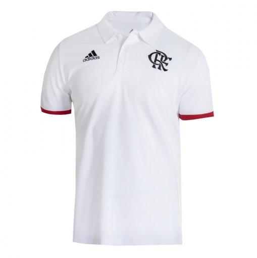 Camisa Polo Adidas Flamengo Masculina