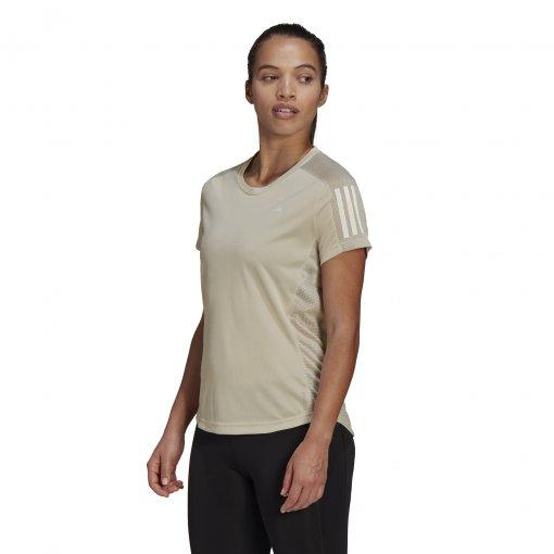 Camiseta Adidas Own The Run Tee Feminina