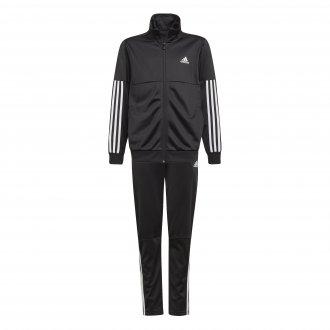 Imagem - Agasalho Adidas Malha 3-Stripes Team Infantil cód: 059756