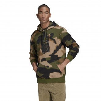 Imagem - Blusão Moletom Adidas Camo Aop Hoodie  Masculino cód: 060328