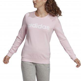 Imagem - Blusão Moletom Adidas Essentials Logo Feminino cód: 059952