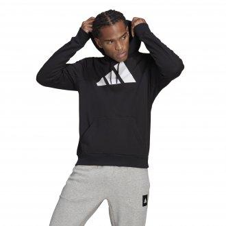 Imagem - Blusão Moletom Adidas Logo Masculino cód: 060326