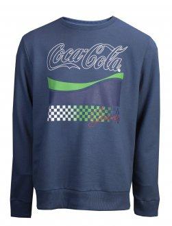 Imagem - Blusão Moletom Coca Cola  Estampado Masculino cód: 051428