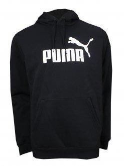 Imagem - Blusão Moletom Puma Essentials Fleece Hoody Masculino cód: 056378