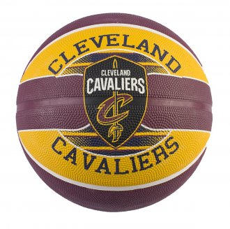 Imagem - Bola Basquete Spalding Cleveland Cavaliers cód: 047522