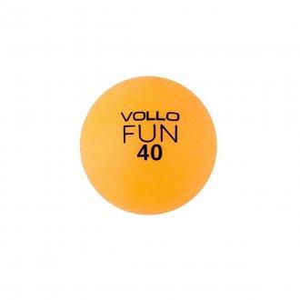 Imagem - Bola Tênis De Mesa Fun 40 Vollo cód: 030471