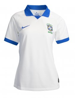 Imagem - Camiseta Nike Brasil Copa América 2019 Feminina cód: 051003