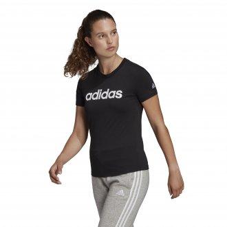 Imagem - Camiseta Adidas Logo Linear Feminina cód: 060312