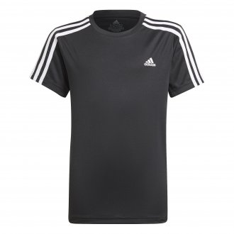 Imagem - Camiseta Adidas Poliester 3-Stripes Juvenil cód: 059694
