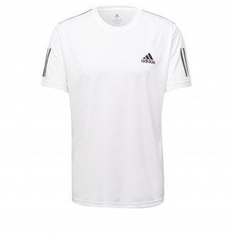 Imagem - Camiseta Adidas Poliéster Club 3 Str Masculina cód: 058662