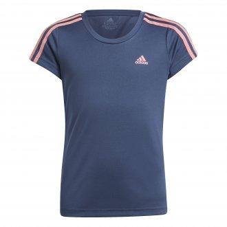 Imagem - Camiseta Adidas Poliéster G 3s T Juvenil cód: 059809