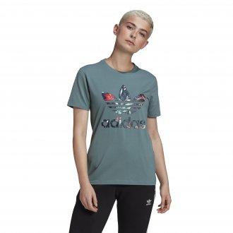 Imagem - Camiseta Algodão Adidas Originals Feminina cód: 059767