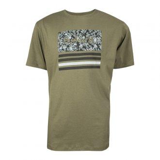 Imagem - Camiseta Algodão Silk Boardlines Hurley Masculino cód: 059305