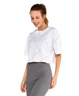 Imagem - Camiseta Alto Giro Skin Fit Basic Feminina cód: 060167