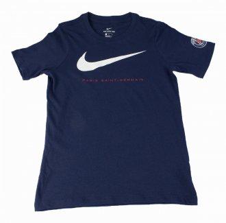 Imagem - Camiseta Nike Paris Saint Germain Infantil cód: 048833