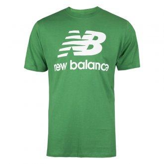 Imagem - Camiseta New Balance Algodão Basic Masculina cód: 059216