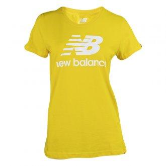 Imagem - Camiseta New Balance Algodão Basic Feminina cód: 059220